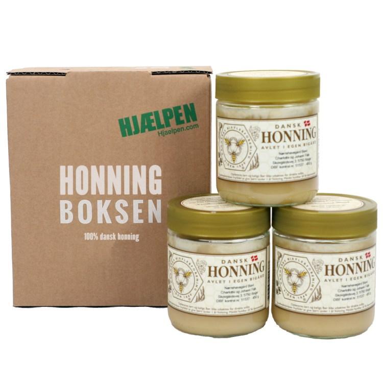 Honningboksen