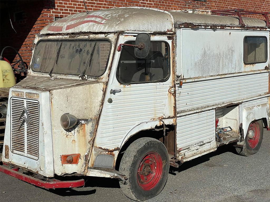 Hjaelpen Food Truck Nu