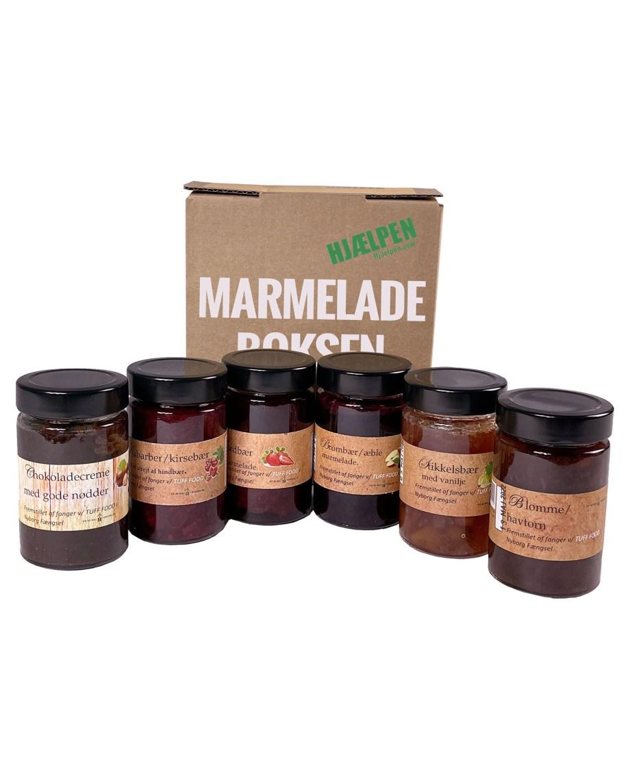 Marmelade boksen